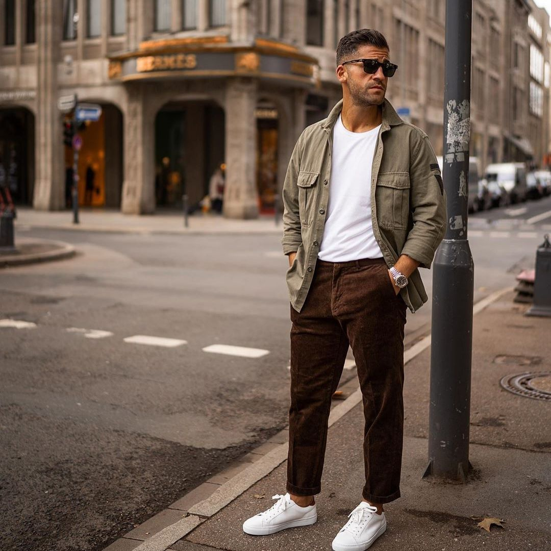 5 Casual Street Style Looks For Men