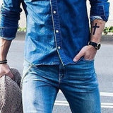 Denim On Denim For Men - 10 Coolest Outfit Idea