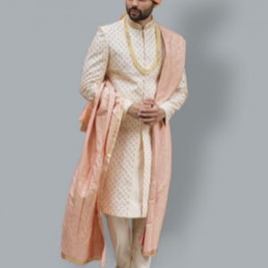 Ethnic Wear for Men to Turn up in their Best for the Wedding Season