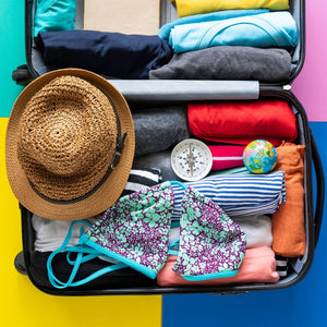 How To Pack For A Fashionable Trip