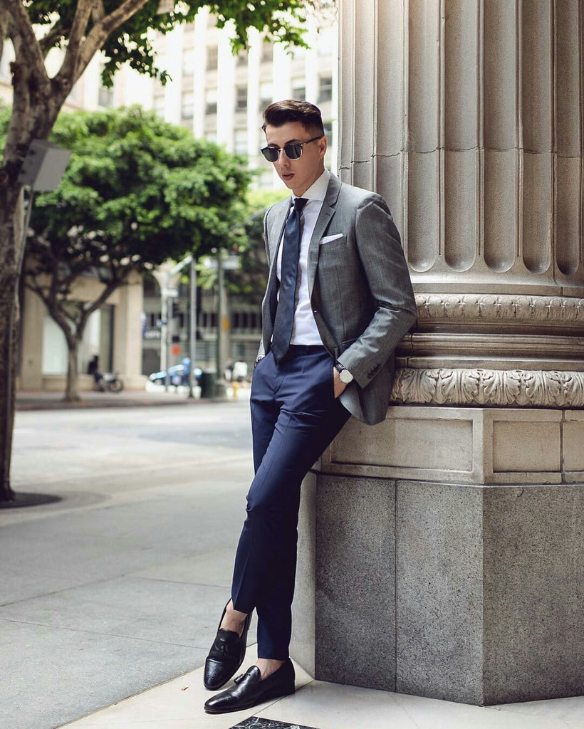 8 Elegant & Sharp Street Style Looks To Steal From This #Menswear Influencer
