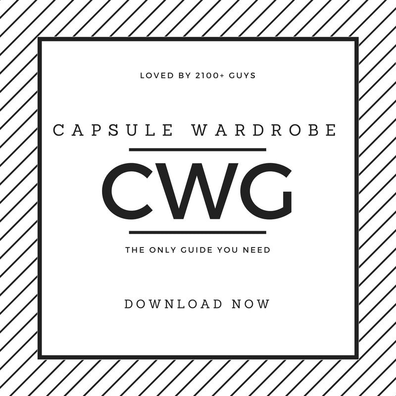 This Is The Only Guide You'll Ever Need To Build A Perfect Capsule Wardrobe