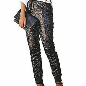 Trending Fashion Collection of Ladies Sequin Pants