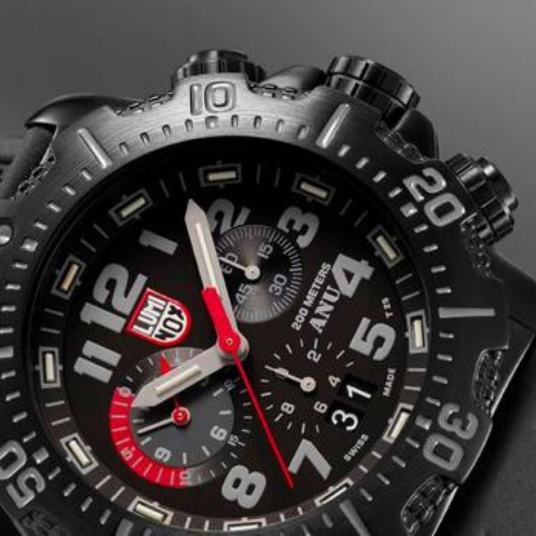 The Watch of Navy Seals: What to Know About Luminox