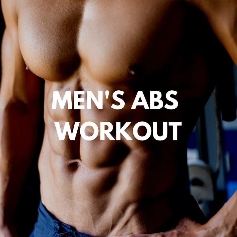 Men's Fitness - Men's Abs Workout (10 Charts)