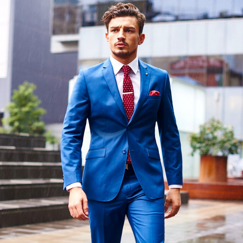 A Simple Guide To Men's Suits