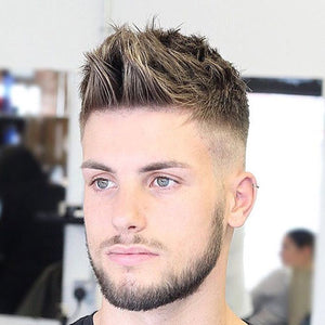 10 Men's Hairstyles For Summer 2018