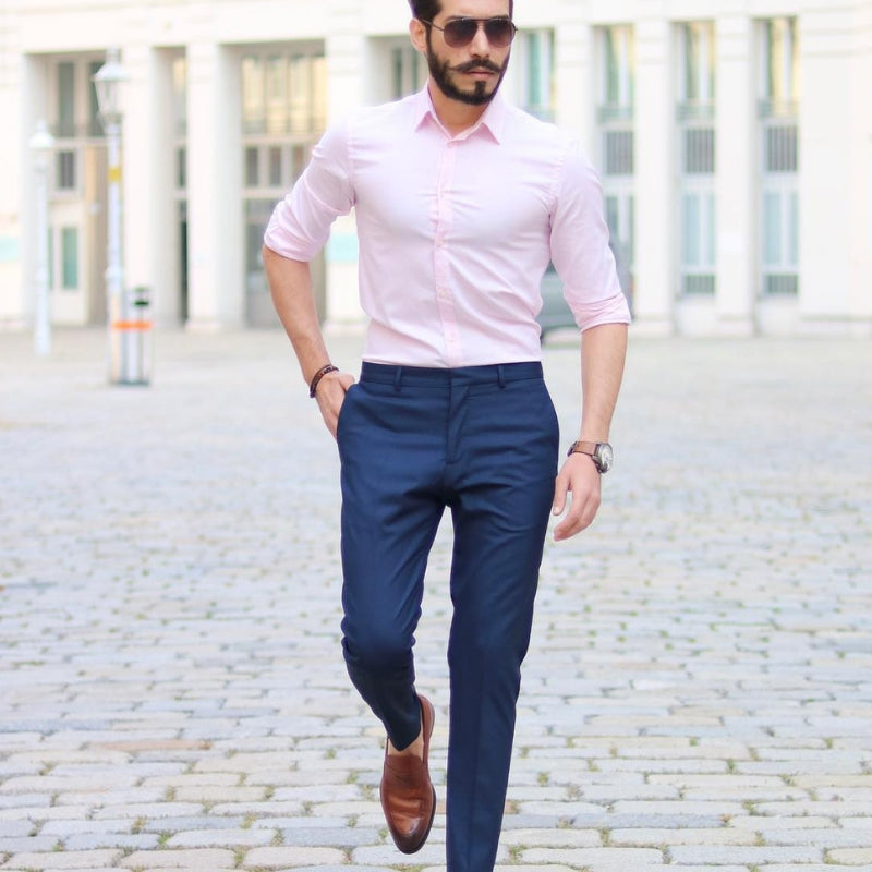 5 Best Shirt And Pant Combinations For Men