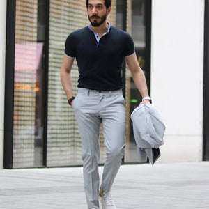 5 Pants & T-shirt Outfits For Men
