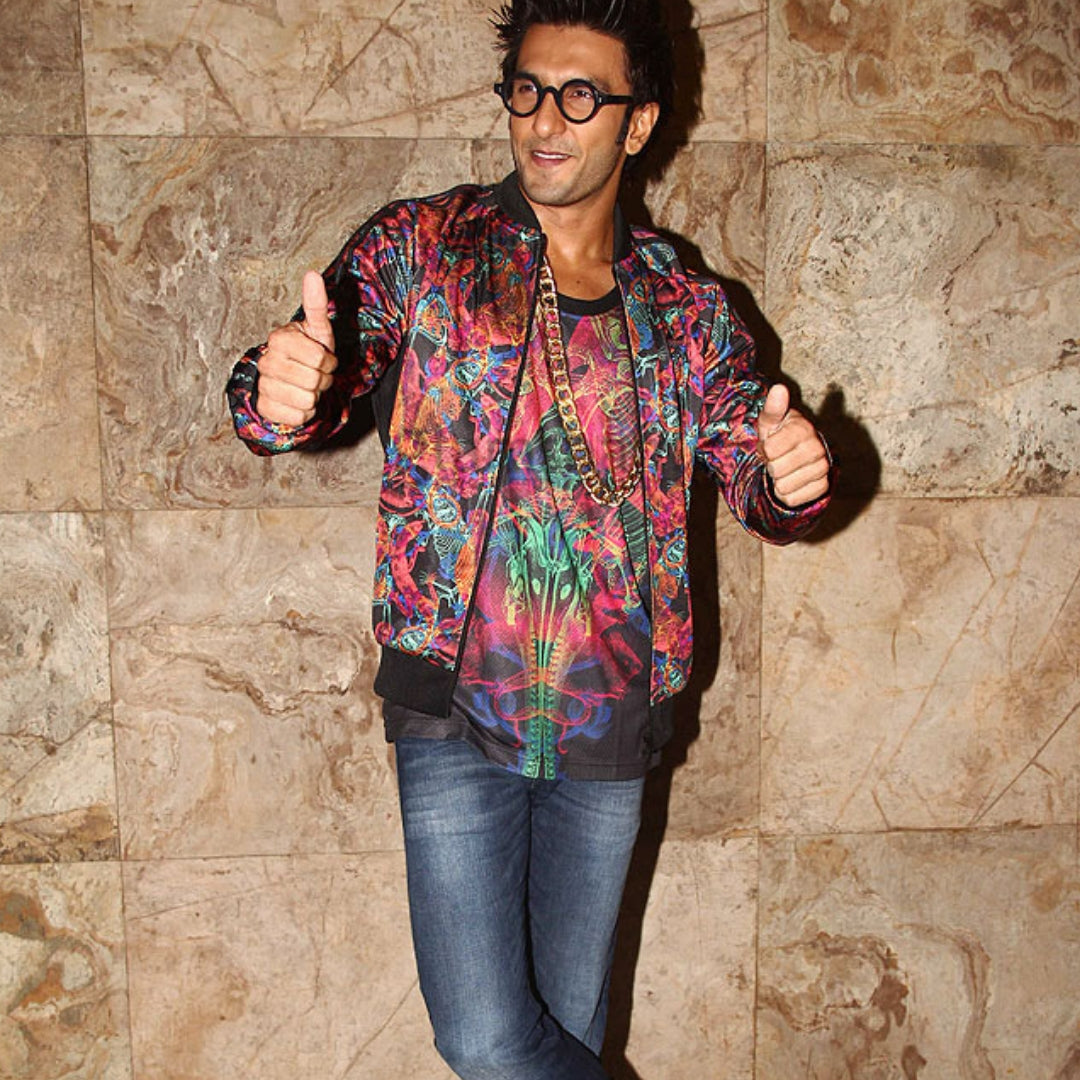 Learn The Art Of Quirky Dressing From This Bollywood Superstar