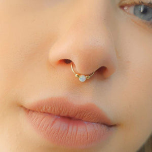 Popularity of Enhancing the Septum Jewelry