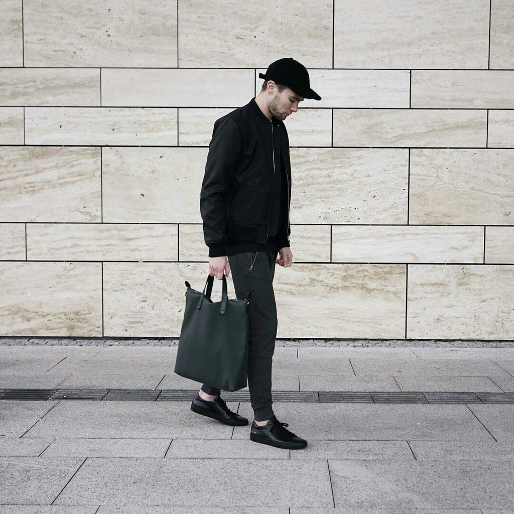 6 Simple Winter Street Style Looks For Guys Who Love To Wear Basics