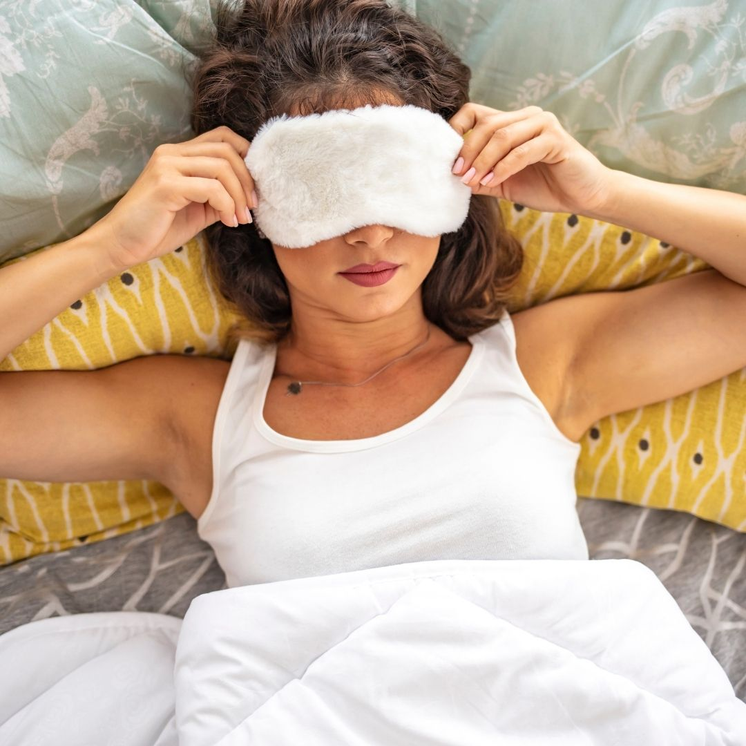 Six Ways You Can Sleep Better
