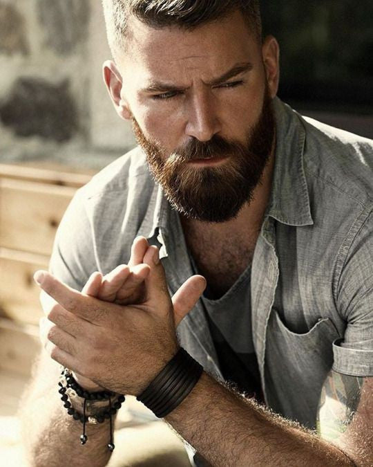 29 Awesome Beards Style You Can Try Now