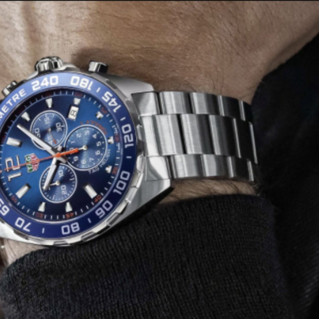 Tag Heuer Formula 1 - Not Only Made For Racing Drivers