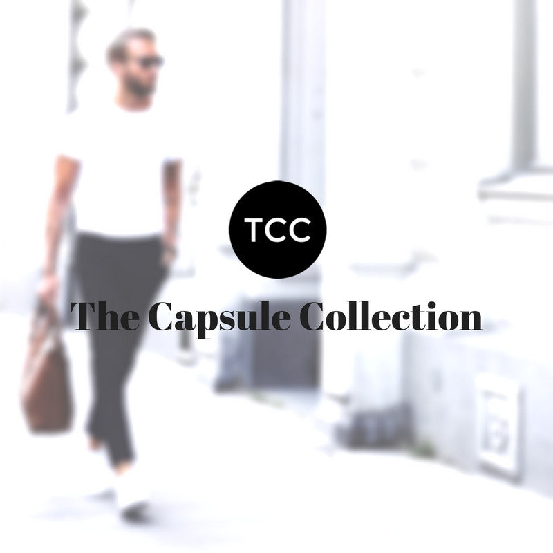 Dropping The Capsule Collection