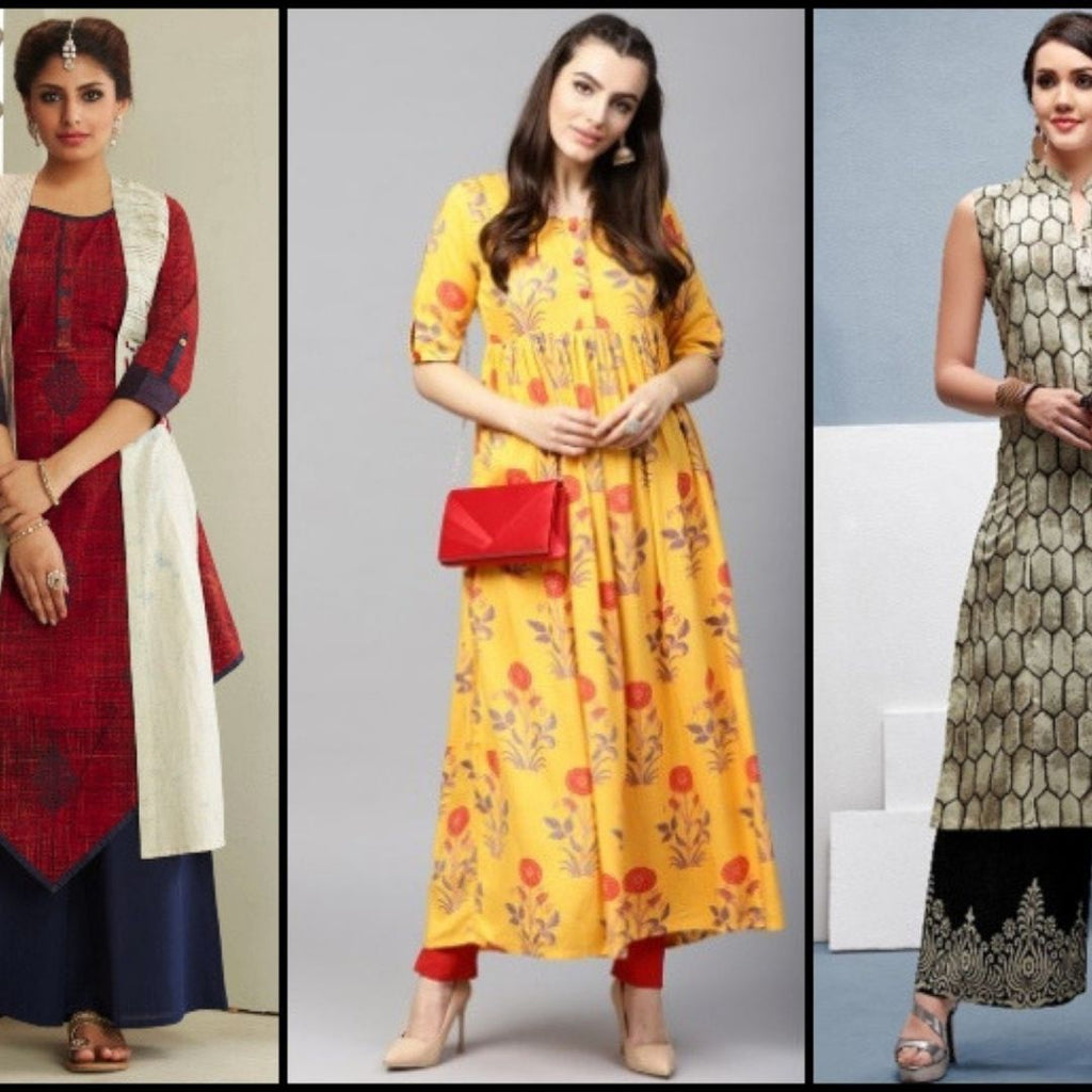 Trending Kurta Palazzo Styles That You Love To Wear