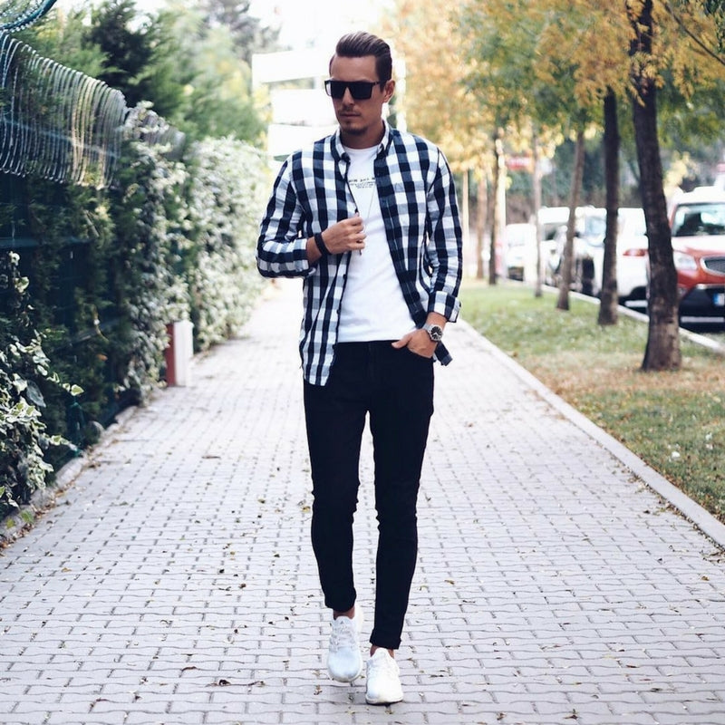 12 Effortless Outfit Ideas For Stylish Men