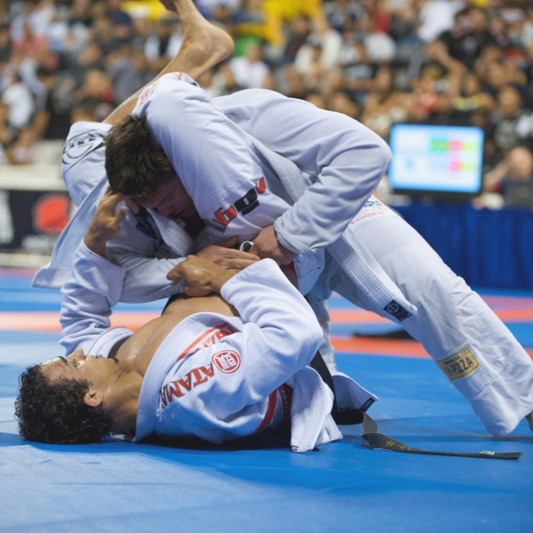 Why Brazilian Jiu-Jitsu is Great for Fitness