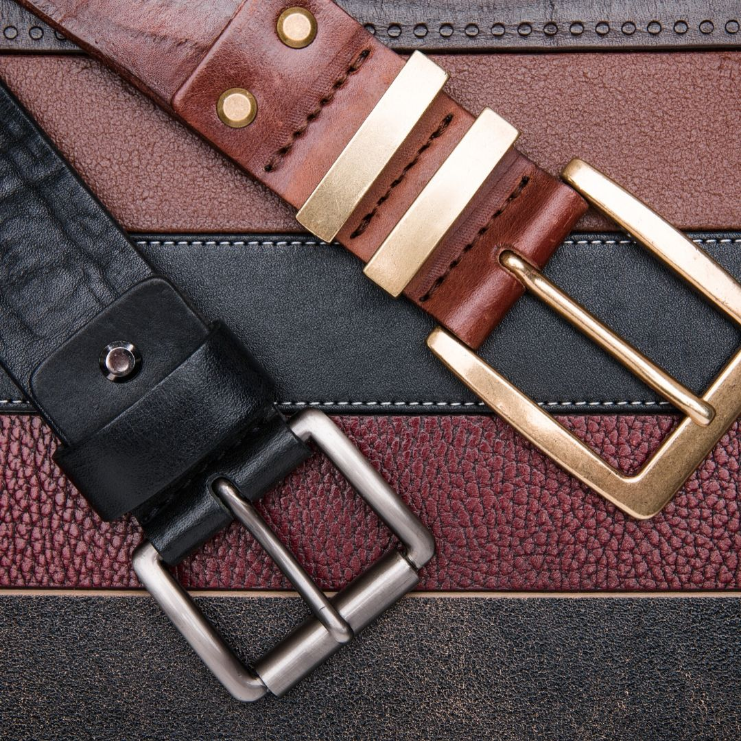 Men's Fashion Guide: Wearing a Belt The Right Way