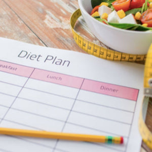 Weekly Diet Plan to Maintain Your Body Weight