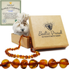 The Amber Teething Necklace