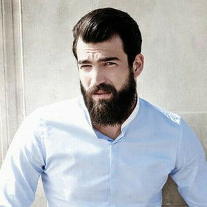 6 Sharp Beard Styles You Can Try