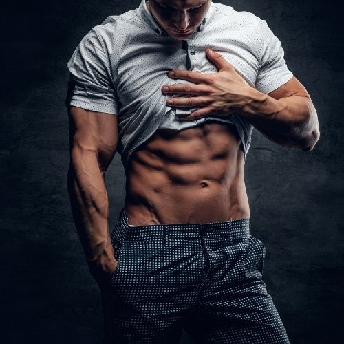 5 Tips for Getting a Sculpted Six-Pack Fast
