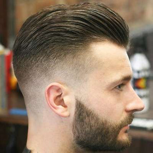 The Best Fade Haircuts For Men. 12 Types Of Fade Hairstyles For Men