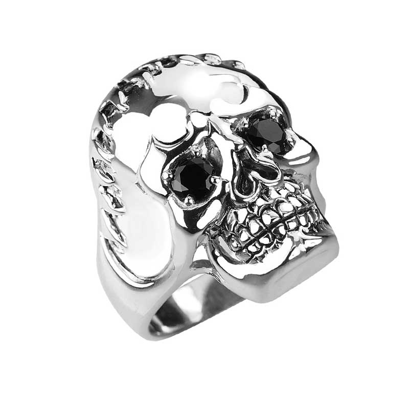 Magnetically Unique and Awesomely Transformative Skull Jewelry at Belinda Jewelz