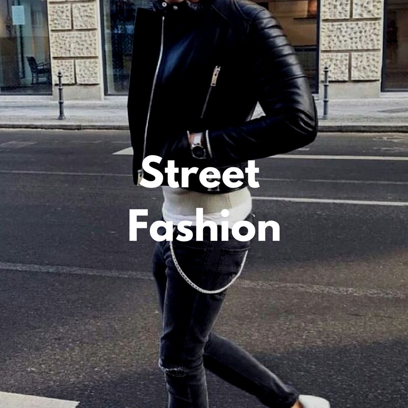 Street Fashion Men - 10 Looks To Try Now