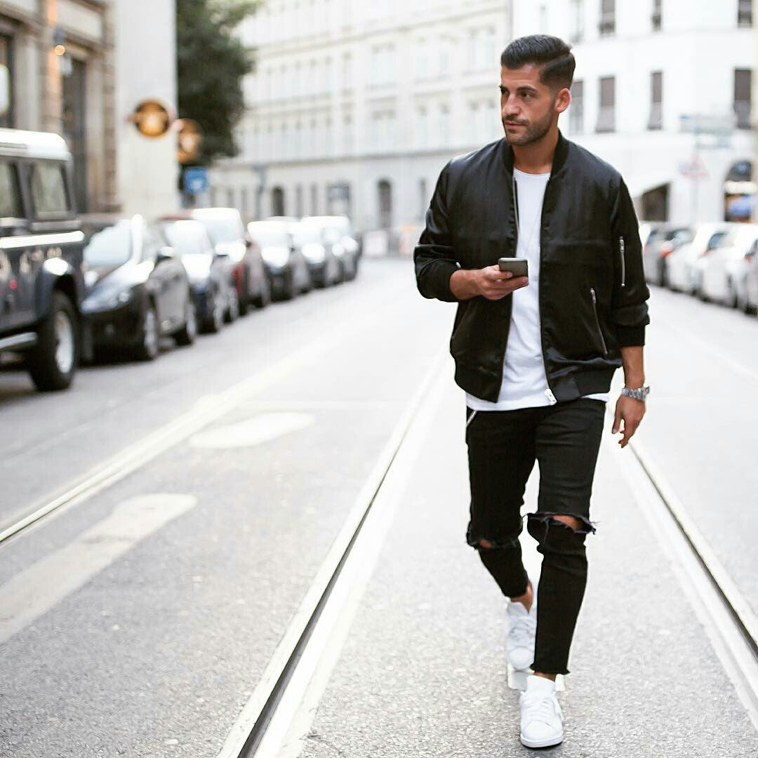 9 Everyday Mens Street Style Looks To Help You Look Sharp