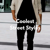 15 Insanely Cool Street Style Looks You Can Steal From This RareTrio