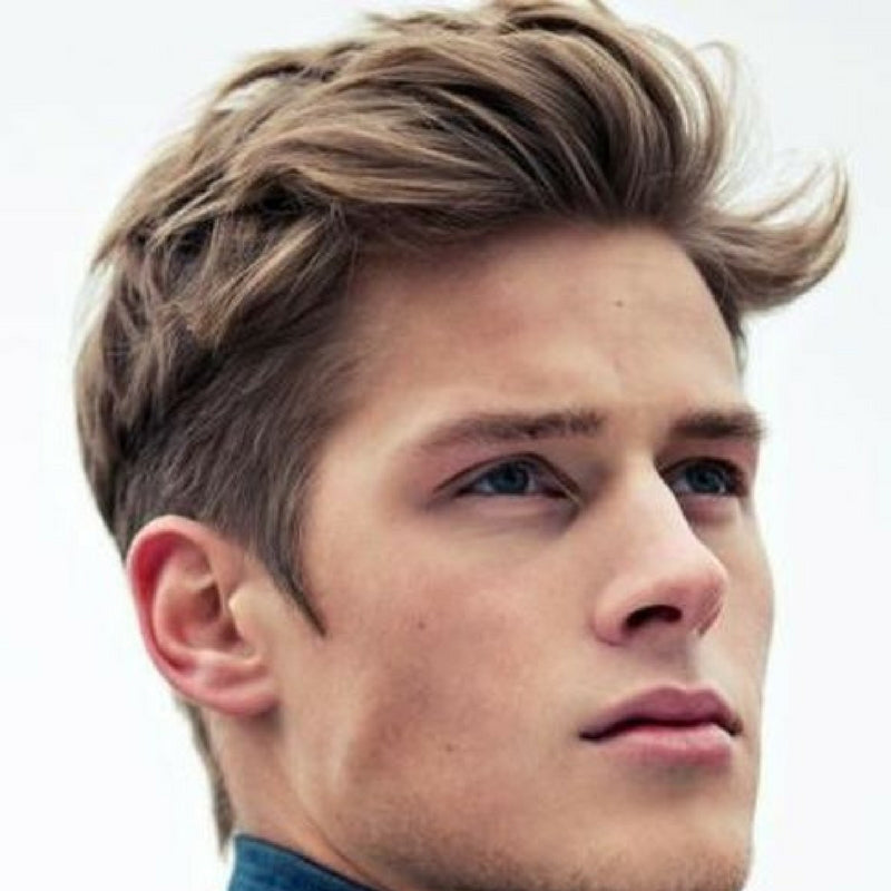 10 Awesomest Trending Men's Hairstyles On Pinterest Right Now