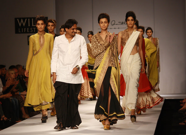 Anand Kabra Indian Fashion Designer