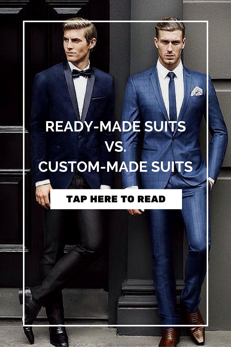 Pulling a suit off the rack is easy; what's difficult however, is pulling off the suited look. And if you think that you can make a great first impression in just about any suit that you buy from your local department store, you are very wrong!