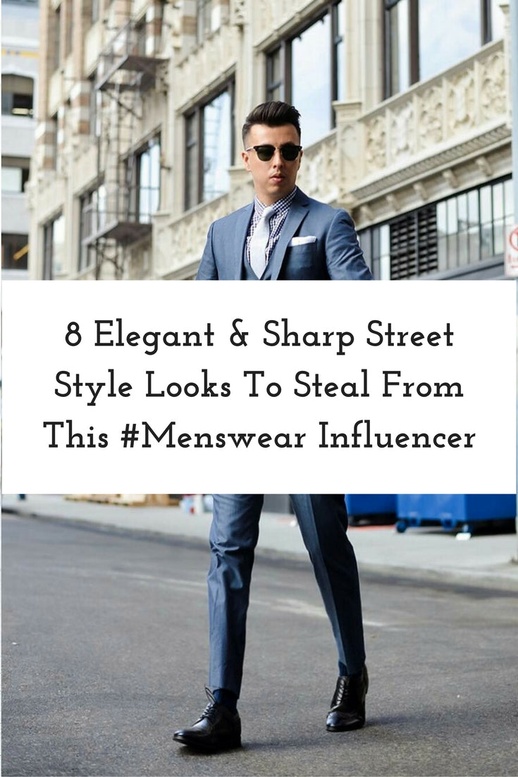 how to dress sharp