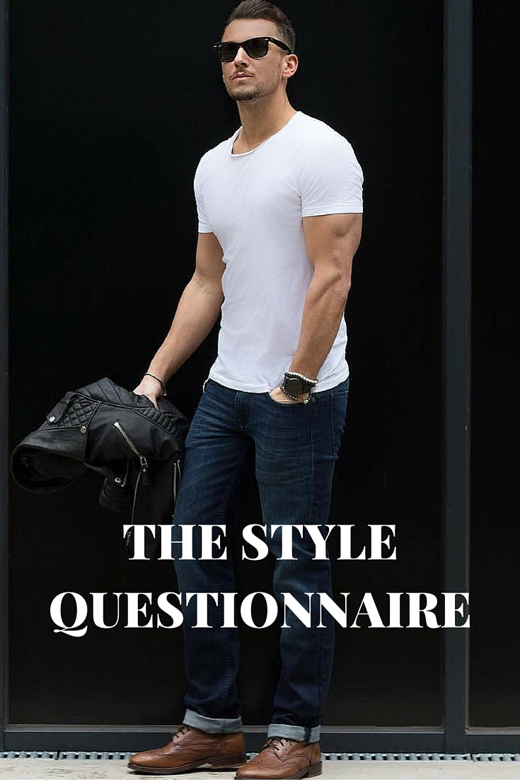 The Style Questionnaire Lifestyle By Ps