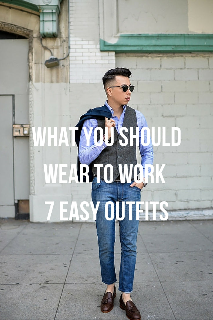 what to wear to work.