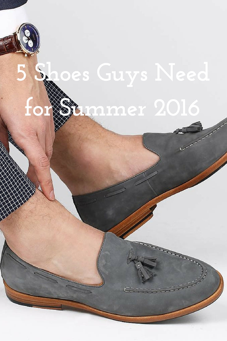 5 Summer Shoes Trends