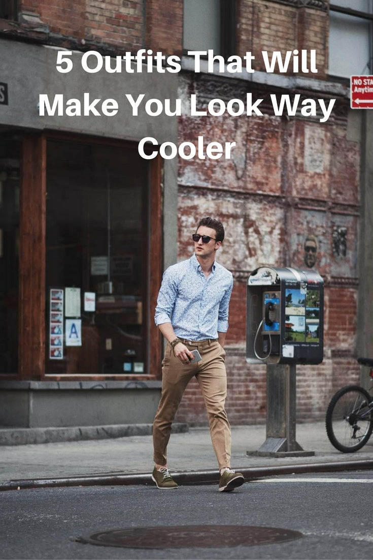 cool outfit ideas for men