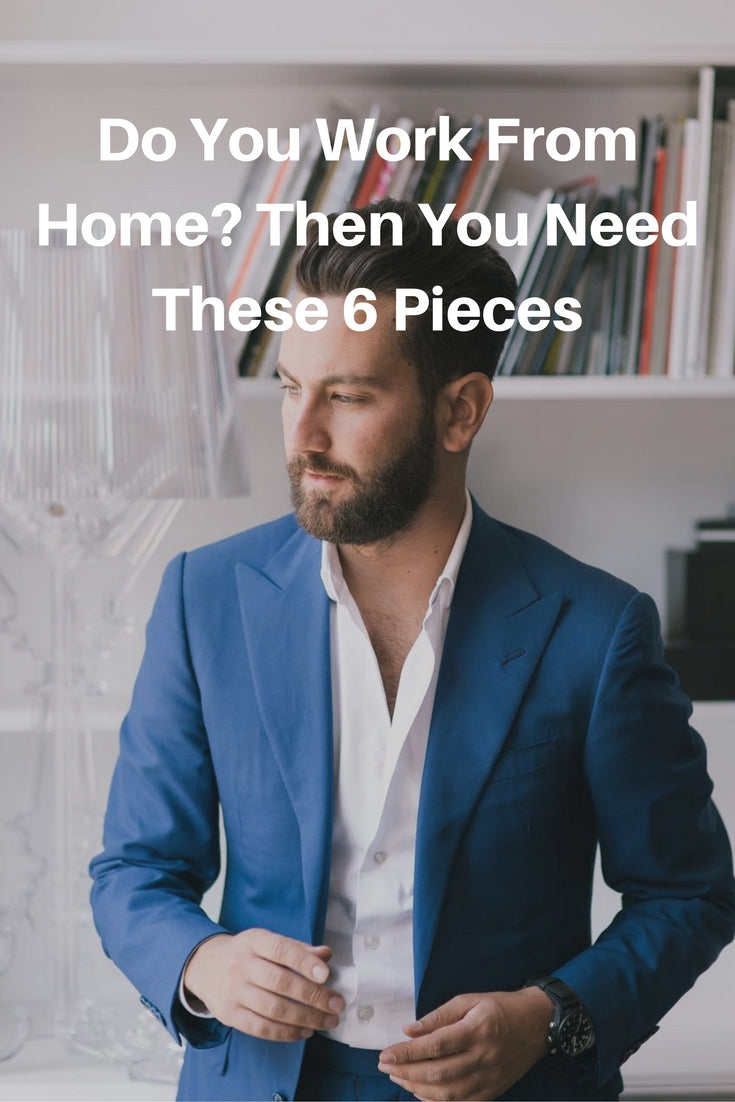 Do You Work From Home? Then You Need These 6 Pieces