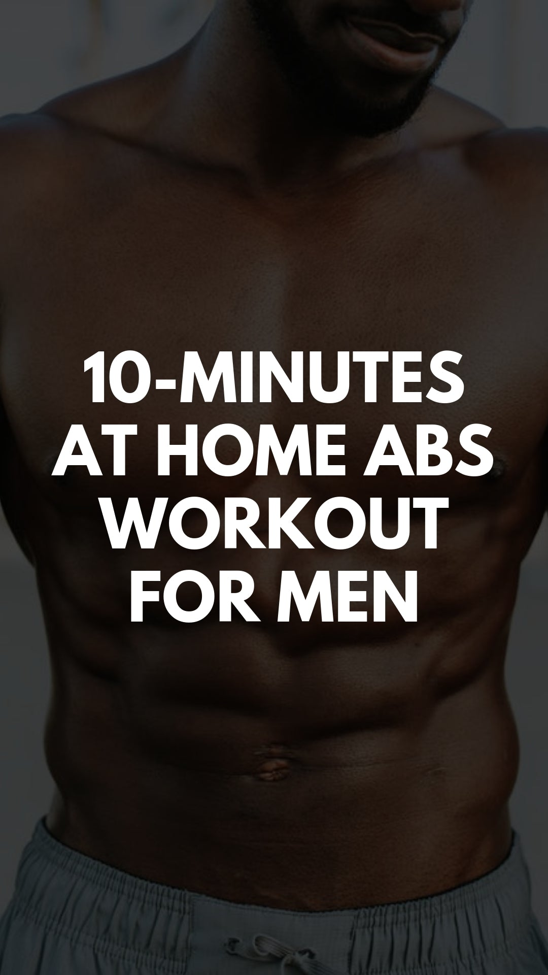 10 Minute Bodyweight Abs Workout You Can Do At Home #abs #workout #sixpackabs #fitness