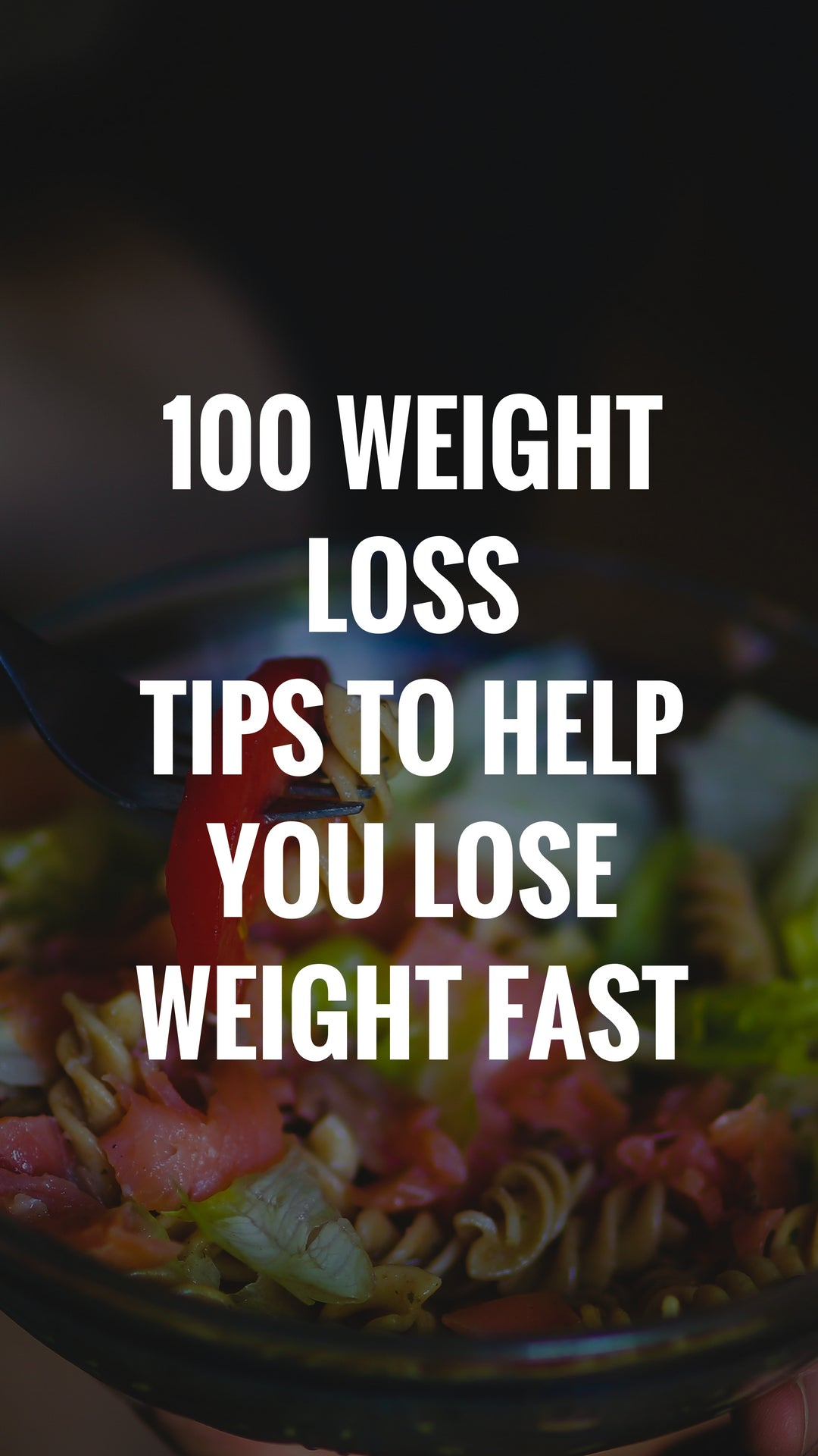 100 weight loss tips to help you lose weight