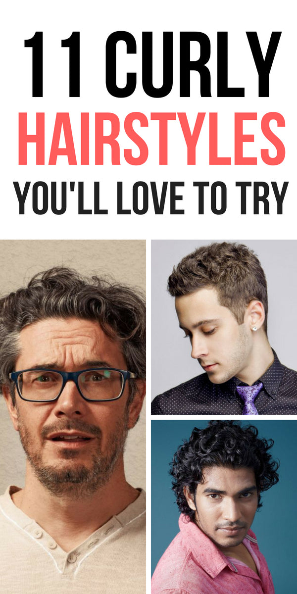 Have curly hair? Looking for some amazing curly hairstyles for men? Look no further. Check out these amazing curly hairstyles for men. #curly #hairstyles #mens #hairstyles