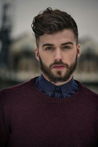 Superb 16 Elegant Beard Styles To Help You Look Sharp Lifestyle By Ps Short Hairstyles For Black Women Fulllsitofus