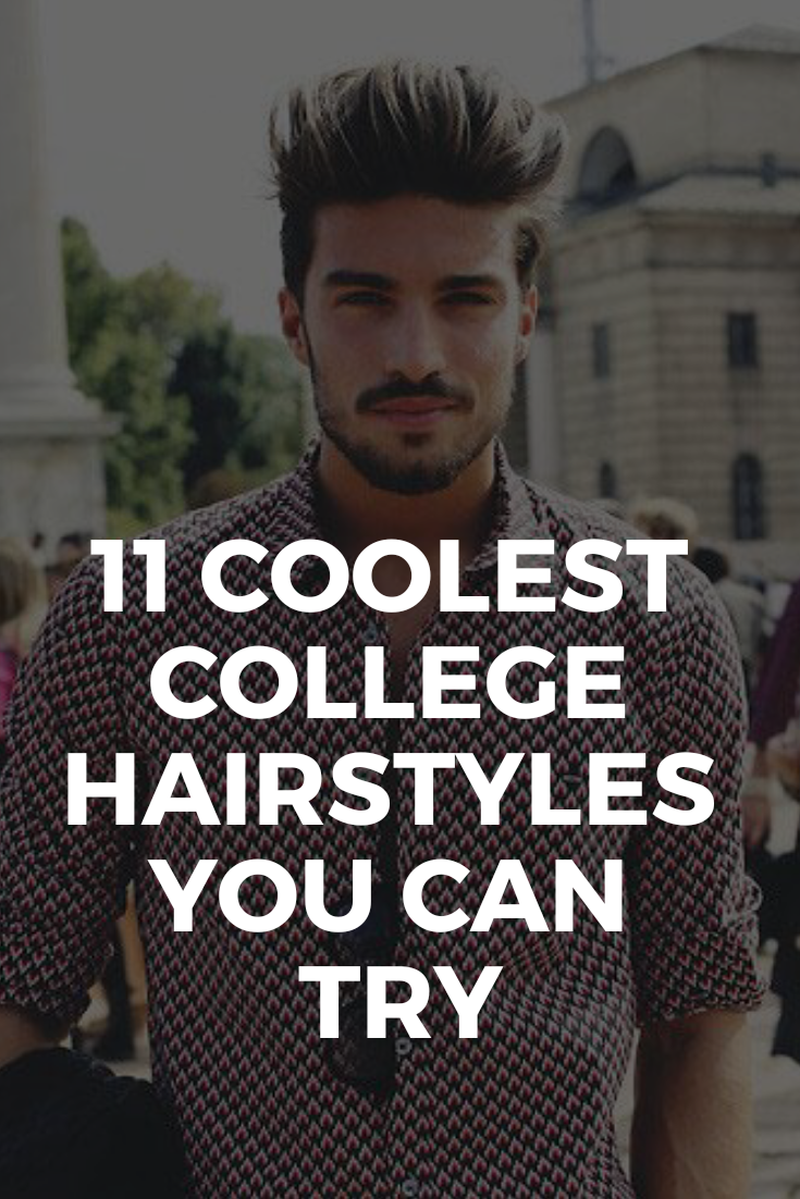 11 cool college hairstyle you can try