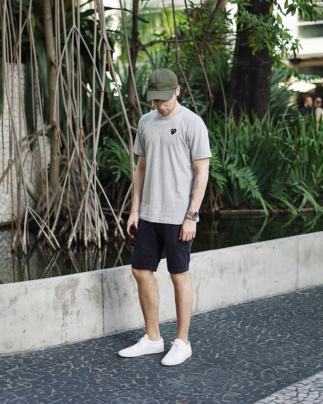 This Is How You Should Wear Shorts This Summer #summer #streetstyle #casualstyle #mensfashion