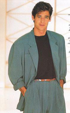 80s Clothing Men