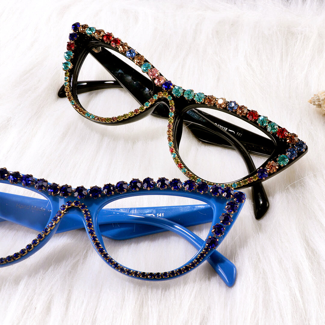 The Cat Eye Glasses: